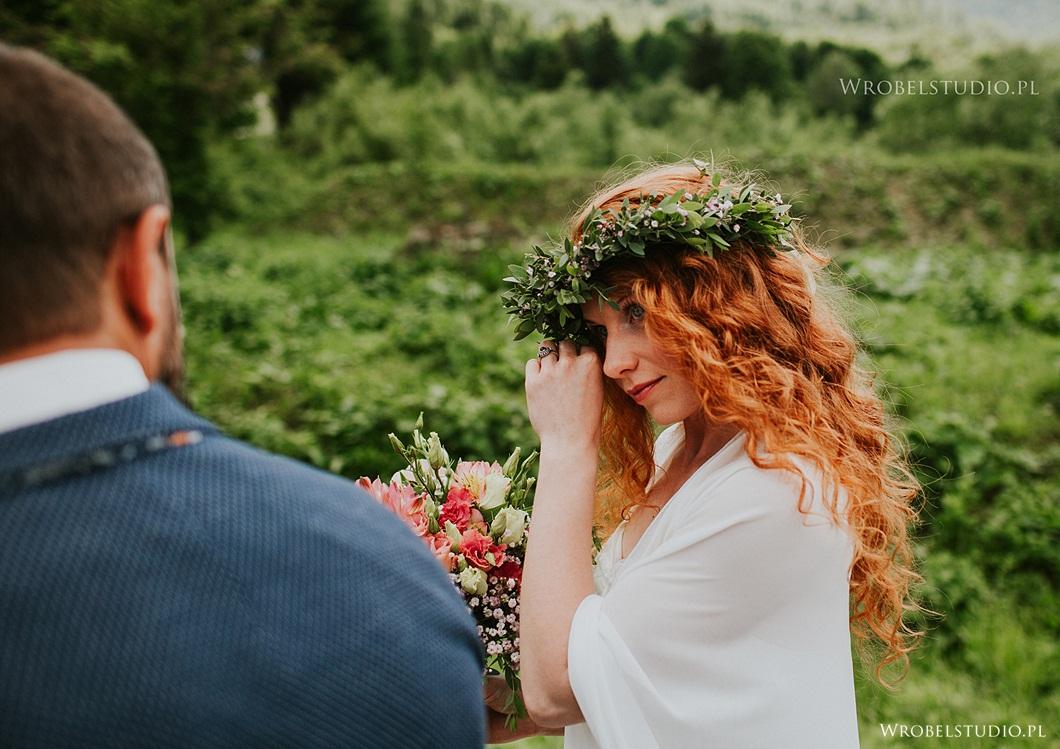 Fotograf ślubny w Bieszczadach